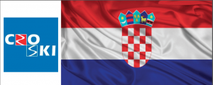 CROATIA LOGO FLAG