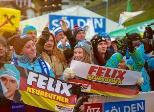 Felix NEUREUTHER fans Solden 2016