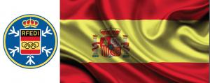 SPAIN LOGO FLAG