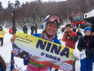 Nina O'Brien