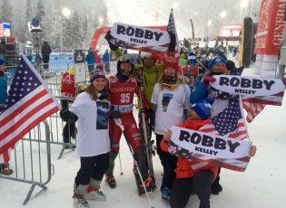 Robby Kelley Fans Levi 2016