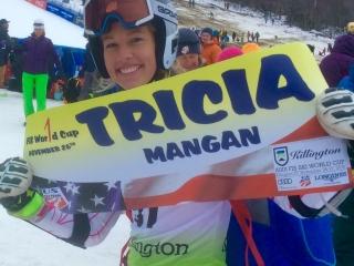 Tricia Mangan