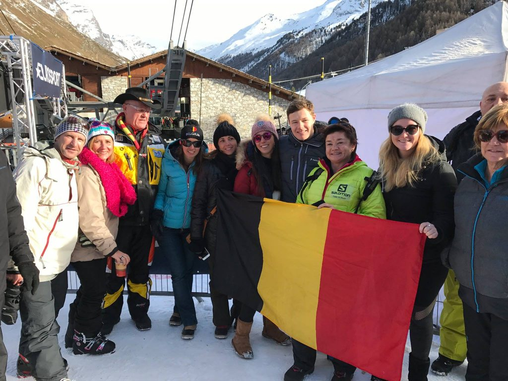 Photos Belgian Alpine Ski Team