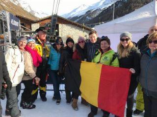 Photos Belgian Alpine Ski Team