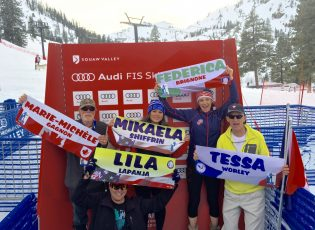Audi FIS Alpine Ski World Cup SQUAW VALLEY 2017