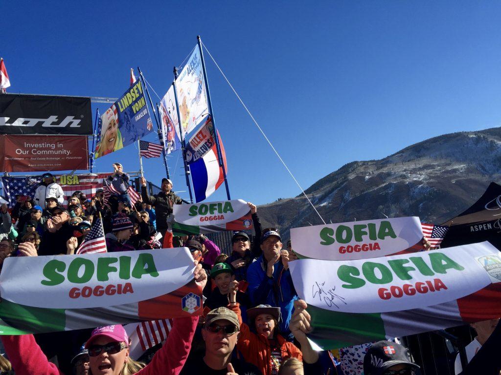 Sofia GOGGIA Fans