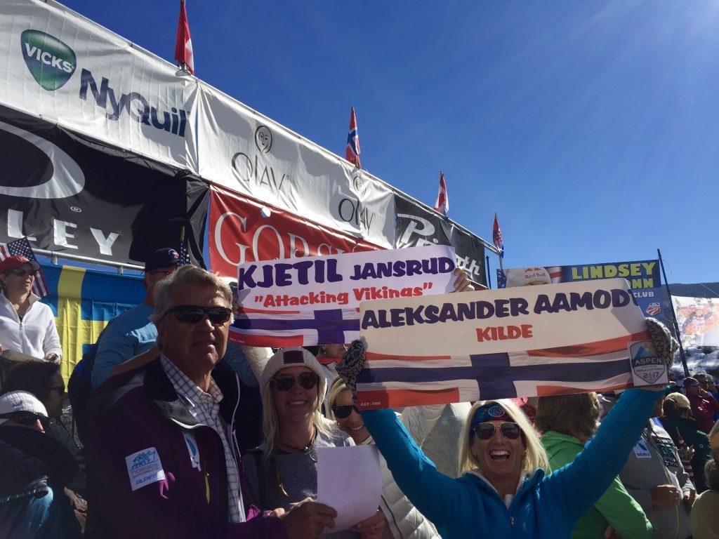 Norway  Kjetil JANSRUD   Alexander Aamodt KILDE
