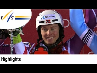 The 20-year-old rising star from Norway stuns Hirscher in the Slalom race  The FIS Alpine Ski World Cup is the top international circuit of Alpine Skiing competitions staged annually. It is considered the premier competition in alpine ski racing together with the quadrennial Olympic Winter Games and th