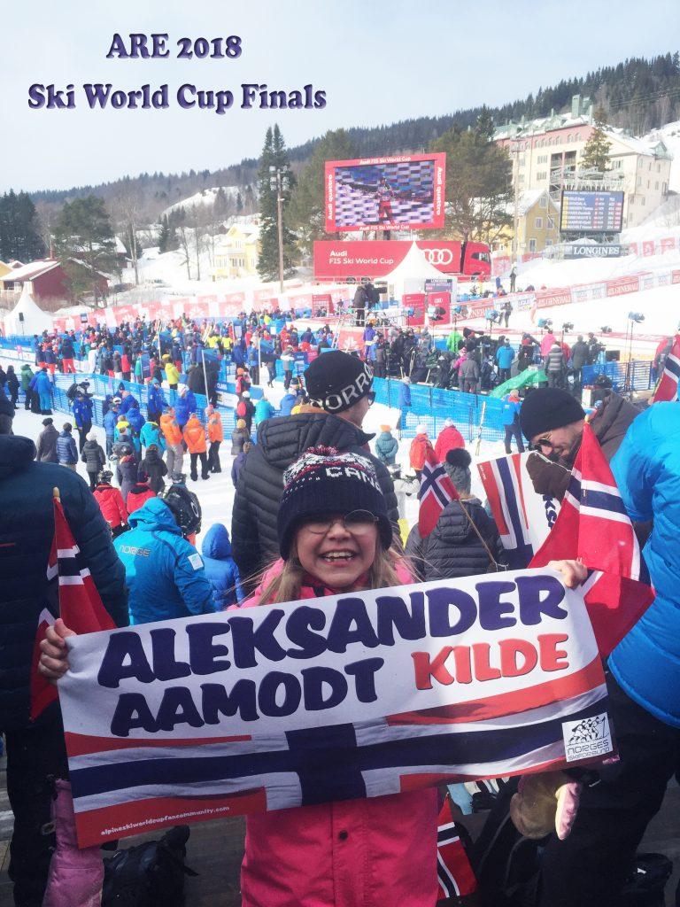 Aleksander Aamodt KILDE fan