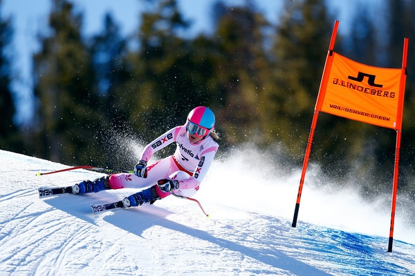 Alexandra Coletti of Monaco competes in the Women's Downhill during the FIS Alpine World Ski Championships on February 12, 2017 http://www.zimbio.com/photos/Alexandra+Coletti/FIS+World+Ski+Championships+Women+Downhill/KtWHjl6zFHW