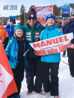 Amine Canada Alpin, #ARE2018, Manuel OSBORNE-PARADIS