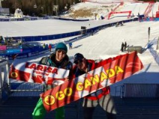 Dustin Cook Alpine Canada ready for Cortina World Cup 2016