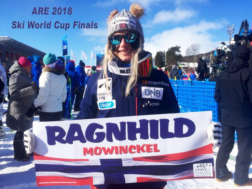 Ragnhild MOWINCKEL, Are2018