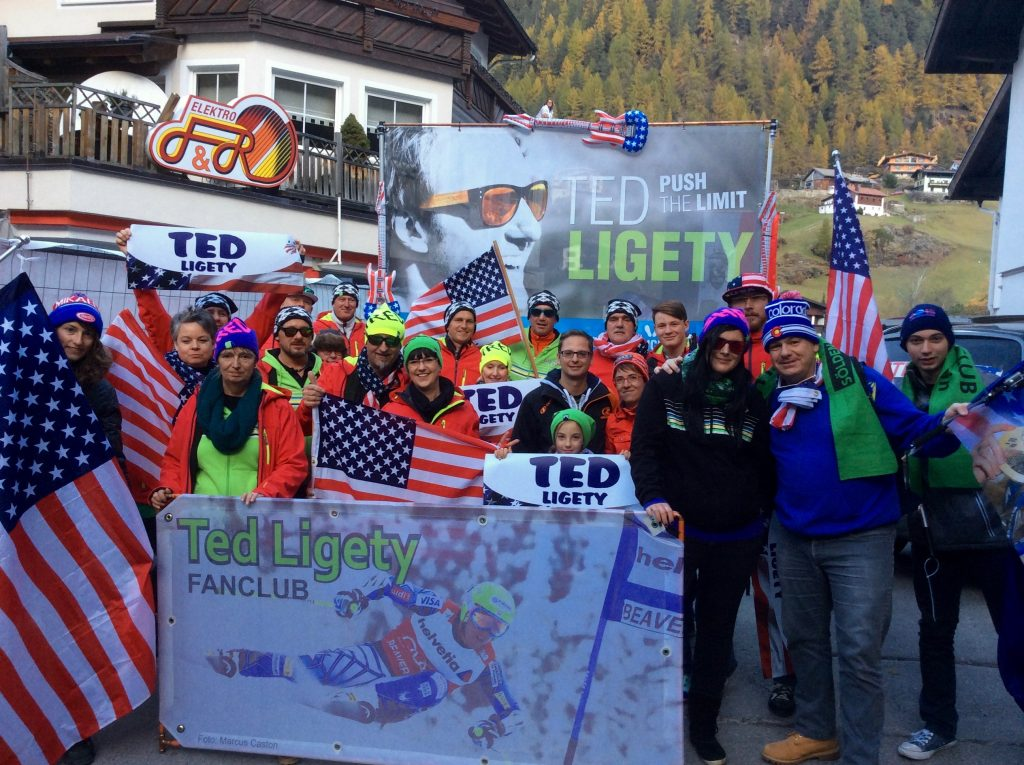 Ted LIGETY fans