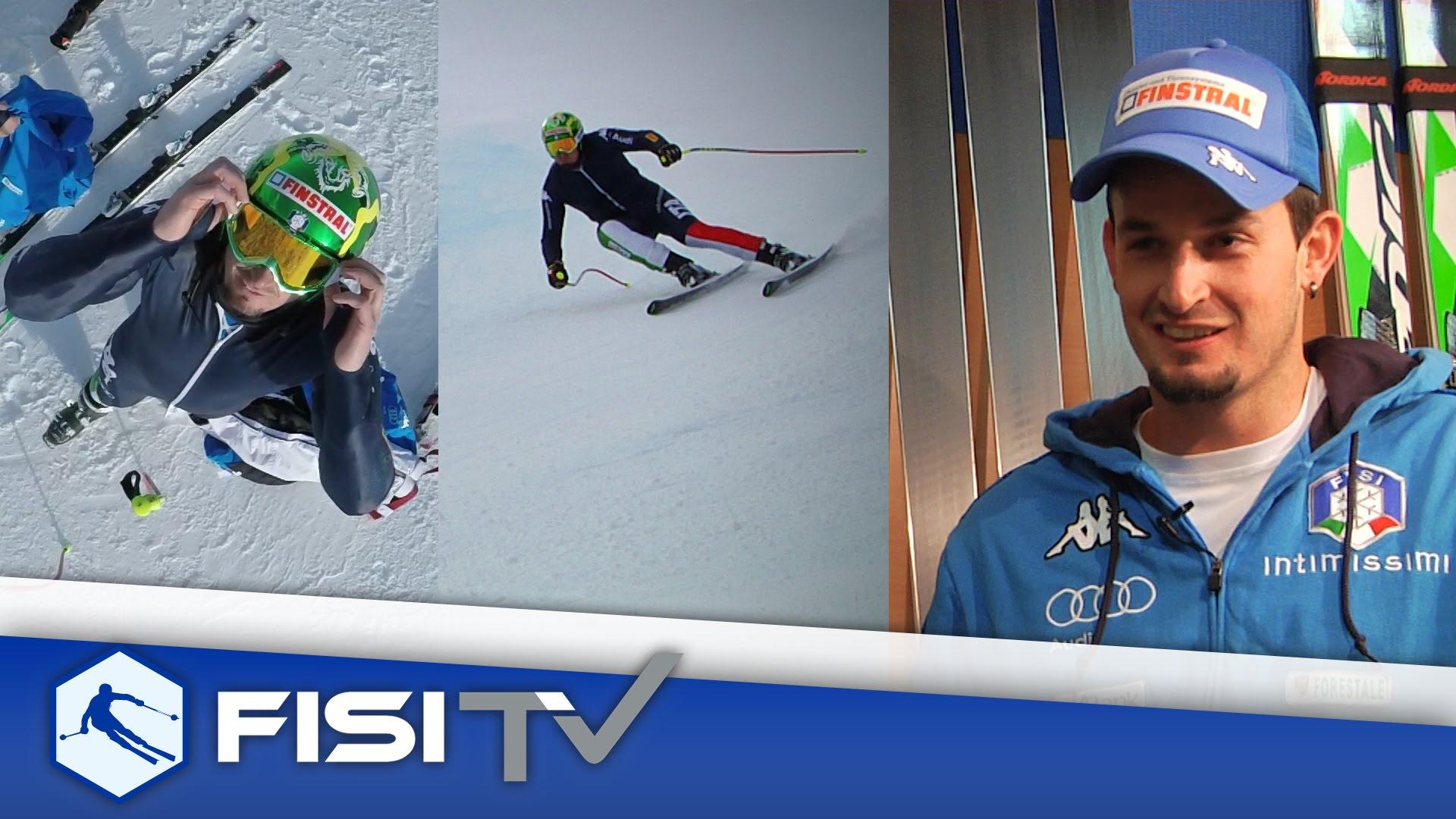 Dominik Paris è uno dei discesisti di punta della nazionale italiana di sci. Va veloce da sempre perché secondo lui quando si va piano si rischia solo di cadere. Ha raccontato alle telecamere di Fisitv che fin da bambino in qualsiasi sport e su qualsiasi mezzo ha sempre e solo cercato di essere il più veloce. In gara i