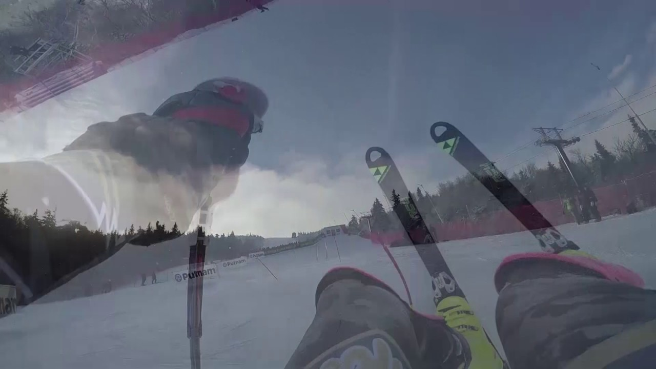 The Audi FIS Ski World Cup women's slalom and giant slalom events were held in Killington, Vermont on Nov. 26 and 27, 2016. GoPro video courtesy Killington. Full story here: http://digital.vpr.net/post/mikaela-s...