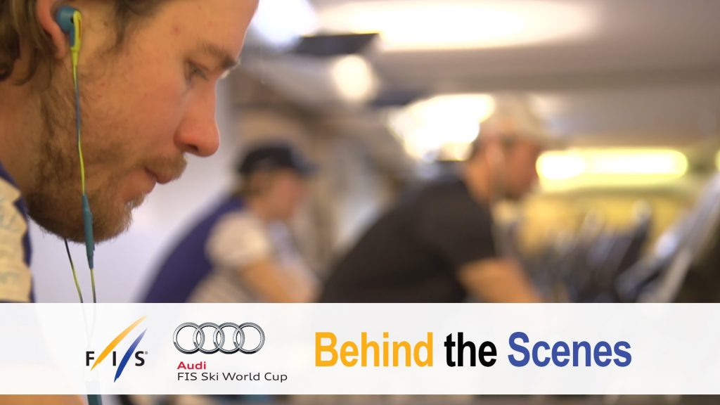 What's the secret for the amazing success of the attacking vikings? Have a look behind the scene and see how the Norwegian speed team gets ready for the Kitzbuehel races.