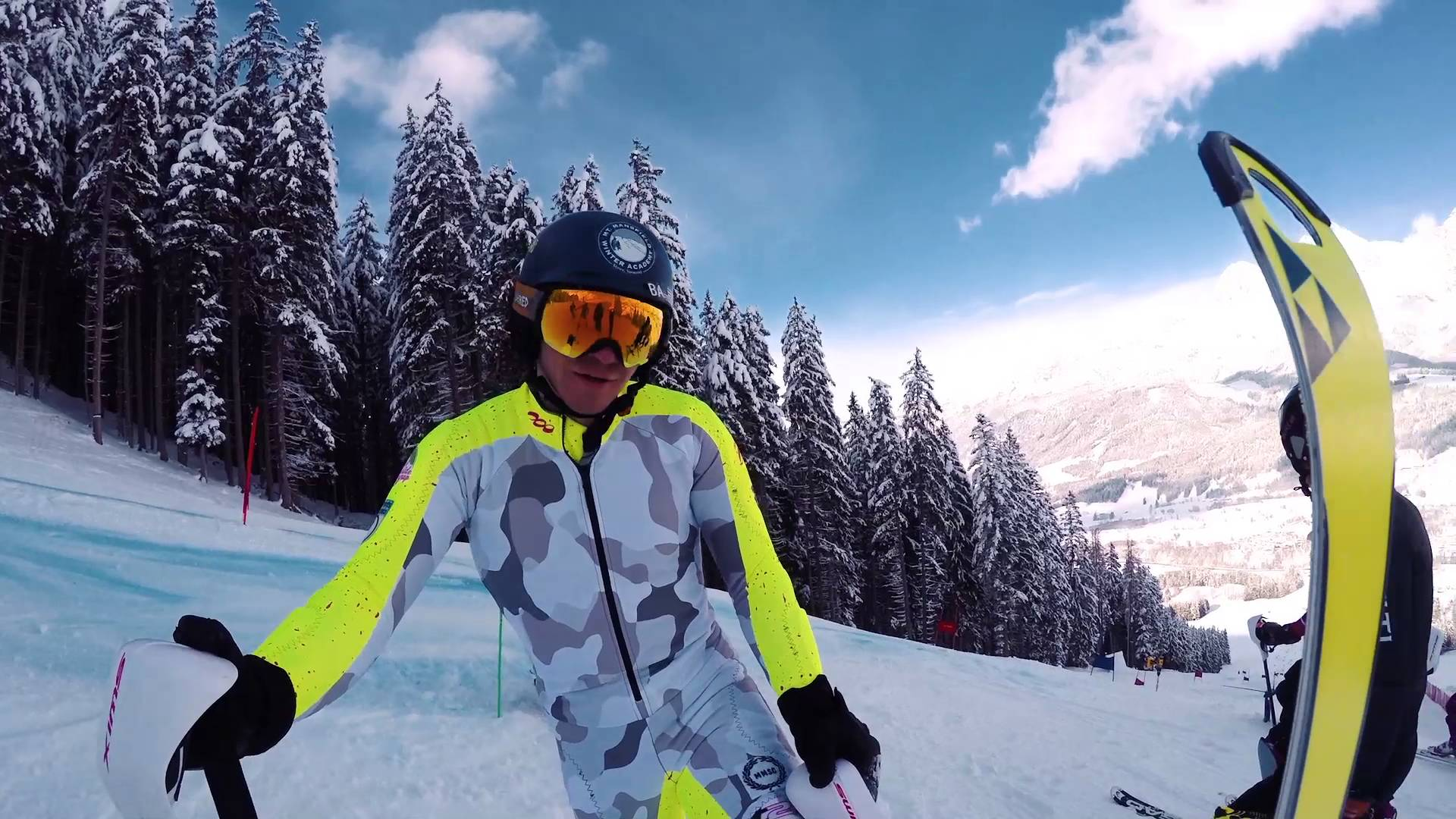 T2 Foundation Presents: Why We Ski with Robby Kelley