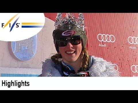 Snow Queen Trophy 2015  (Ladies races)