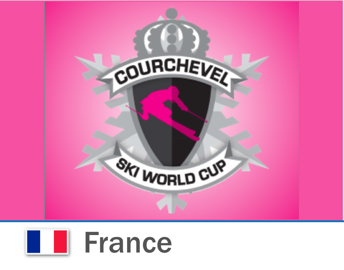 COURCHEVEL Ski World Cup