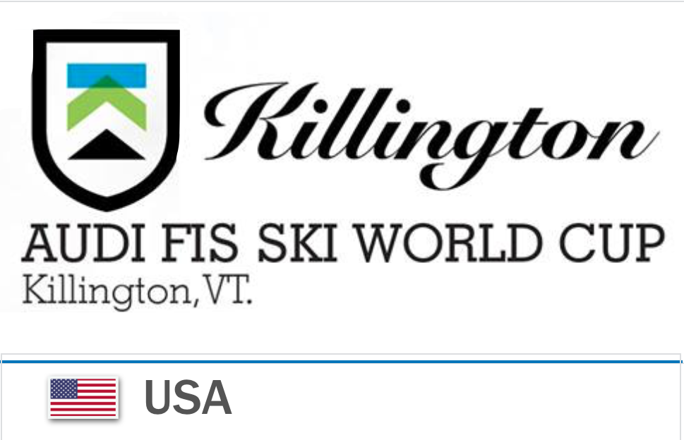 KILLINGTON sKI World Cup