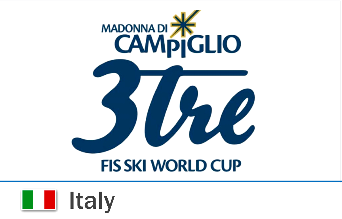MADONNA DI CAMPIGLIO Ski World Cup