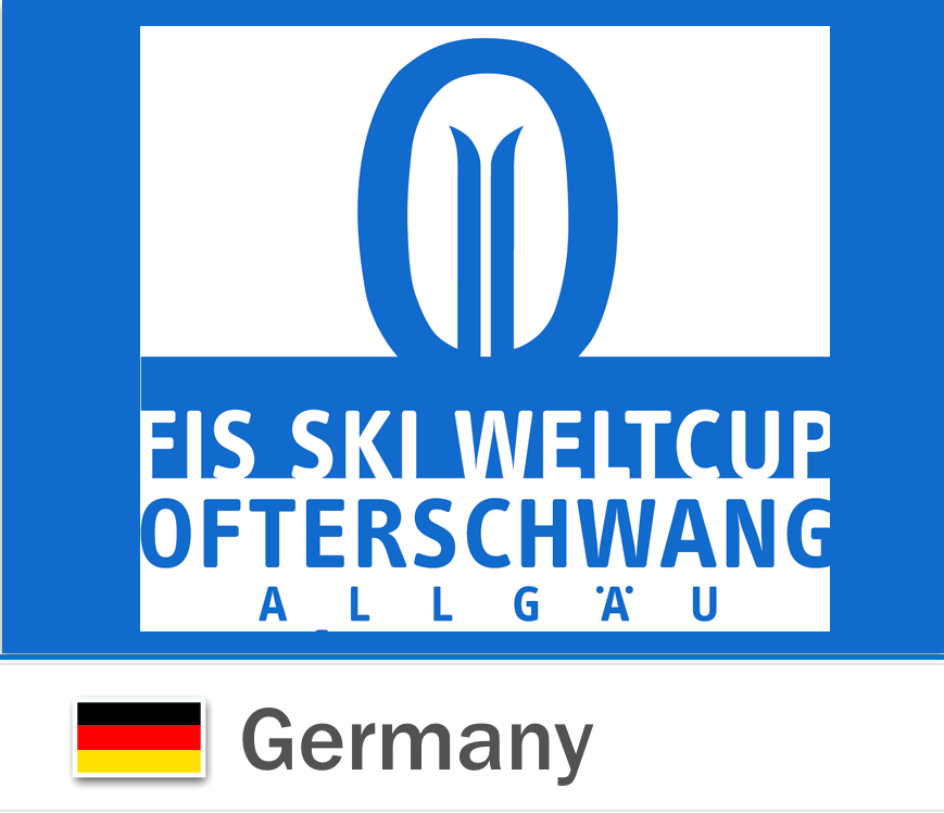 OSTERSCHWANG  Ski World Cup