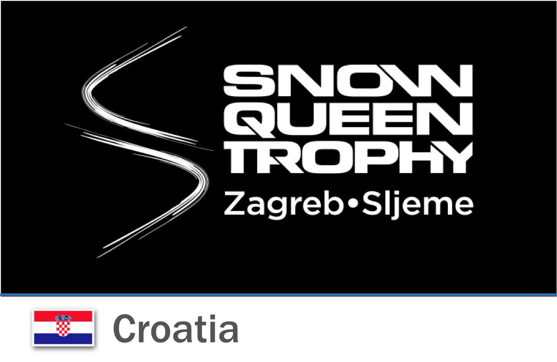 ZAGREB Ski World Cup