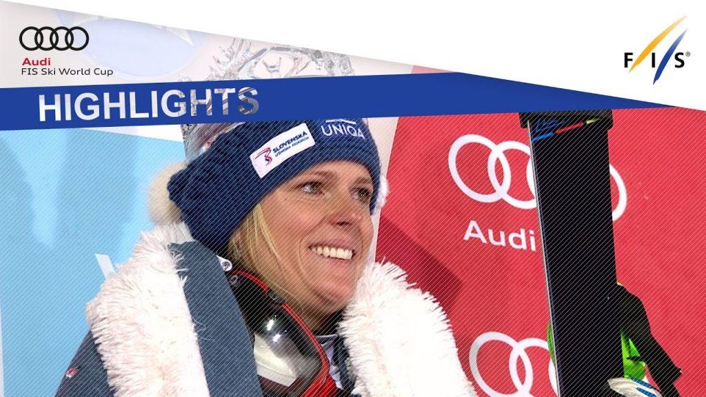 """Snow Queen Trophy 2017  """"Ladies races"""""""