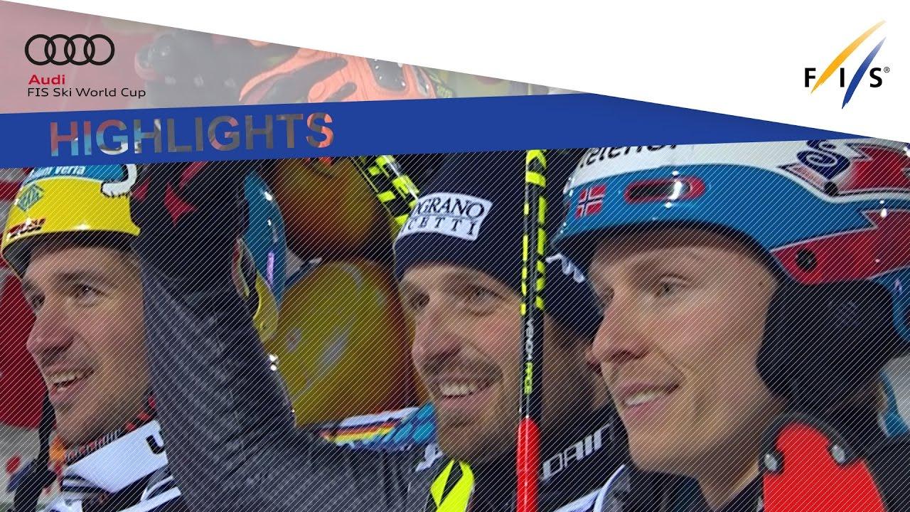 """Snow Queen Trophy 2017  """"Men's races"""""""