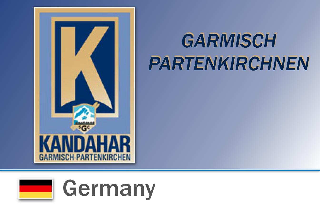 Kandahar ; Garmisch Partenkirchen;