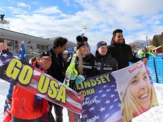 Lindsey VONN, Lindsey Vonn Fanclub, #are2019
